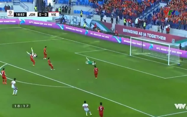 Highlights Việt Nam 1-1 Jordan (Pen: 5-4) | Vòng 1/8 Asian Cup 2019