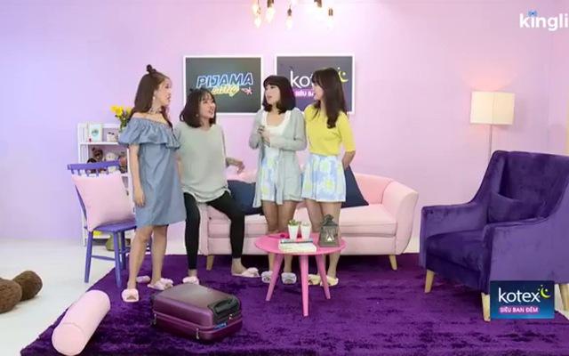 Pijama Party tập 5: Đồng hành cùng Hoàng Yến Chibi và Jang Mi - các bạn đã sẵn sàng du hí?
