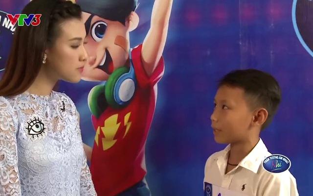 """Vietnam Idol Kids: """"Cậu bé chăn vịt"""" Đỗ Mạnh Cường"""