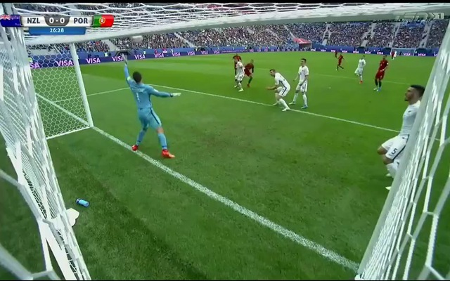 New Zealand 0-4 Bồ Đào Nha