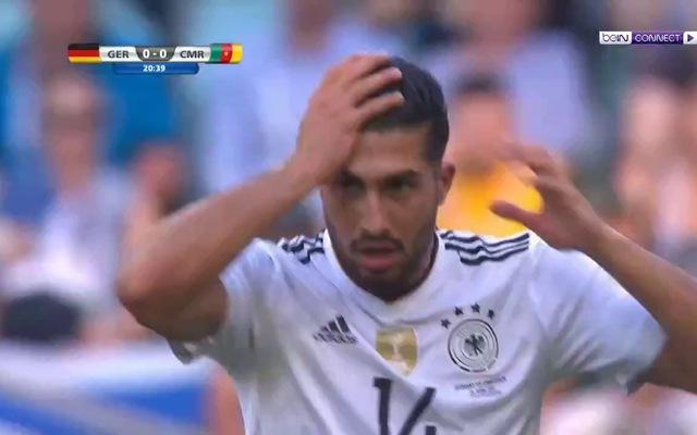 Đức 3-1 Cameroon