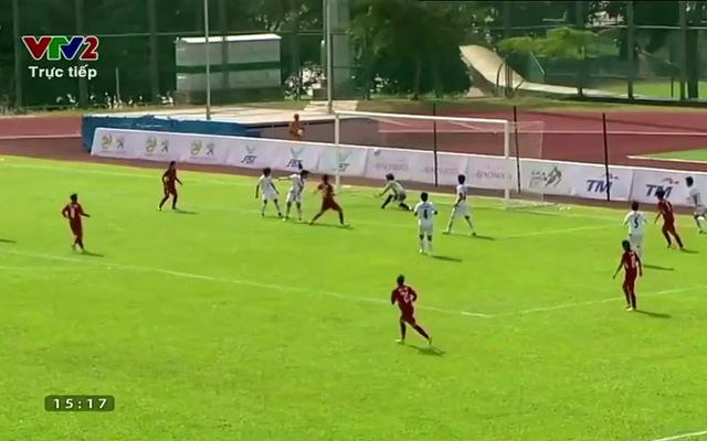 Nữ Việt Nam 3-1 Nữ Myanmar