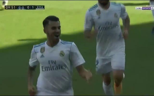 Alaves 1-2 Real Madrid