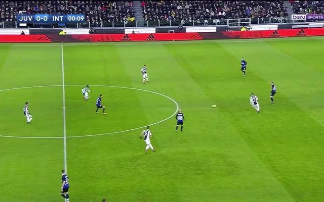 Juventus 0-0 Inter Milan