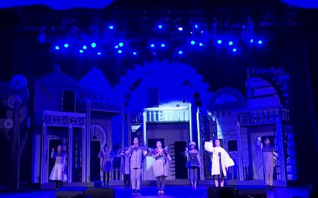 Sau TP HCM, show nhạc kịch hoành tráng Bé chịu chơi sắp trình diễn tại Hà Nội