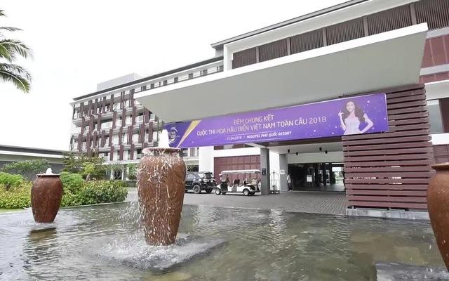 Các thí sinh Hoa hậu Biển Việt Nam Toàn cầu 2018 tỏa sáng tại Novotel Phu Quoc Resort
