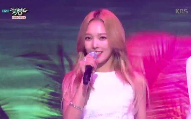 """Hola Hola"" - KARD [Music Bank 28/7]"