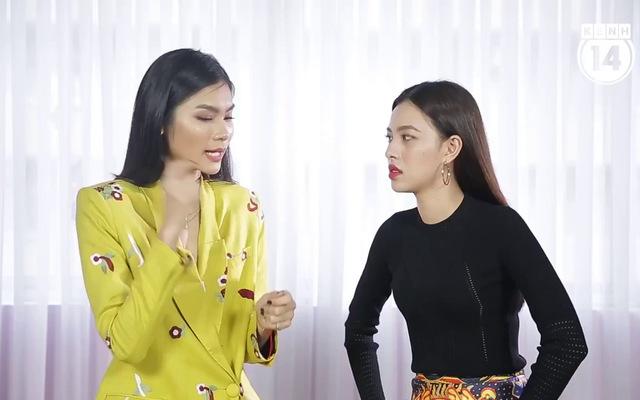 Kim Dung - Tú Hảo trò chuyện đầu năm