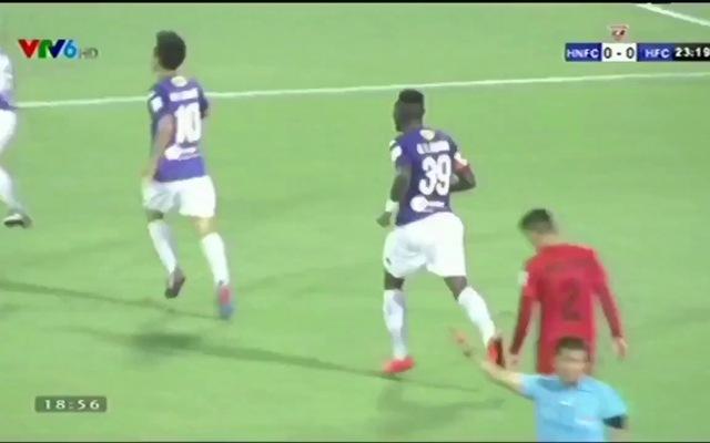 Hà Nội FC 2-0 Hải Phòng