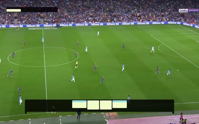 Barca 2-0 Malaga