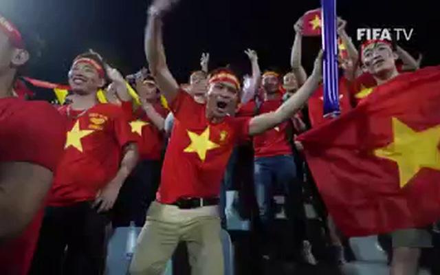 CĐV Việt Nam tại Hàn Quốc
