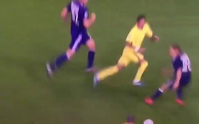 Neymar phối hợp ăn ý với Mbappe
