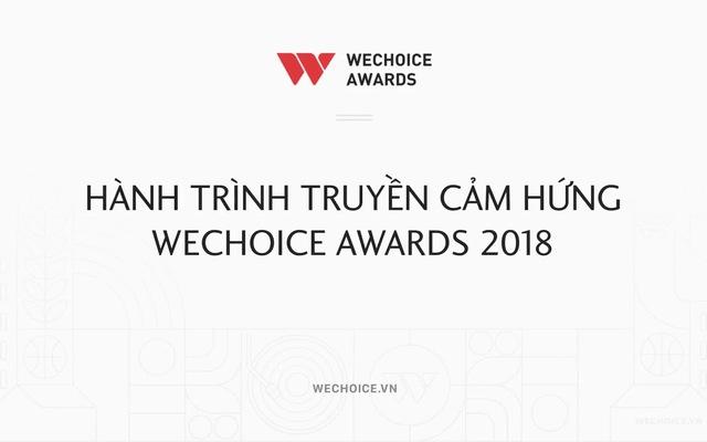Hành trình truyền cảm hứng WeChoice Awards 2018 - nhóm nhảy 218