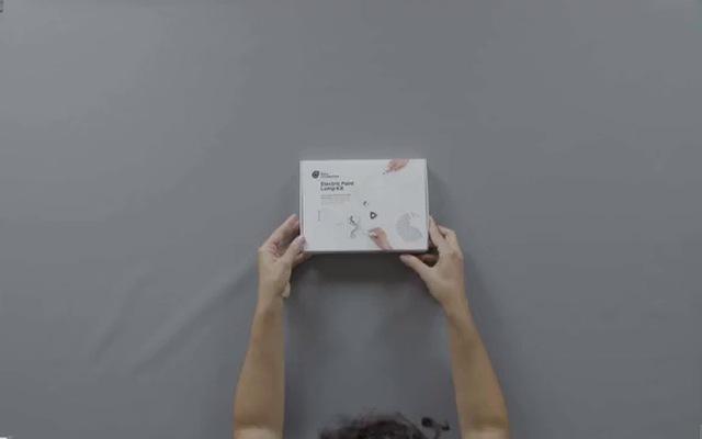 Video giới thiệu bộ sản phẩm Electric Paint