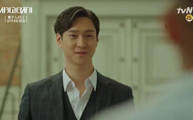 """Han Se Joo """"thần hồn nát thần tính"""" vì con ma Yoo Jin Oh"""