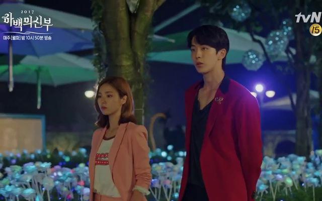 Ha Baek thổ lộ tình cảm với So Ah bằng lời cảnh cáo Hoo Ye