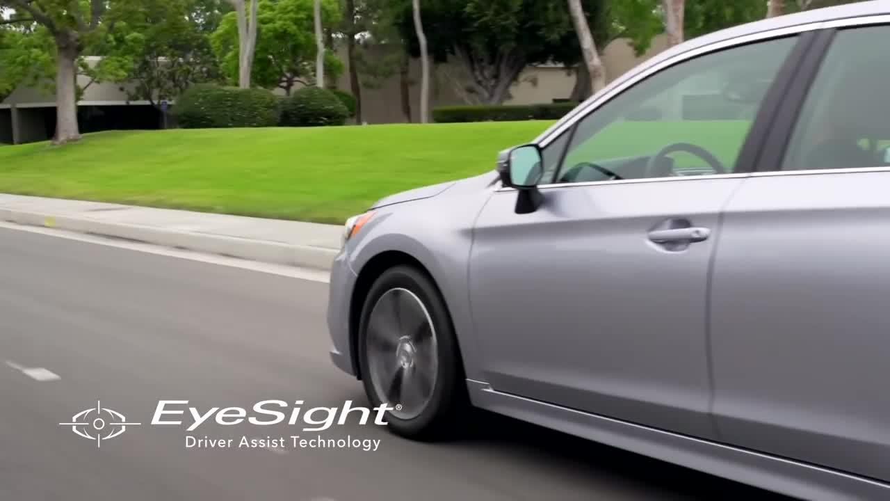 Gói EyeSight trên xe Subaru 'thần thánh' như thế nào?