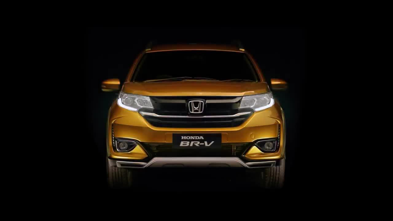 Giới thiệu Honda BR-V 2019 sắp về Việt Nam