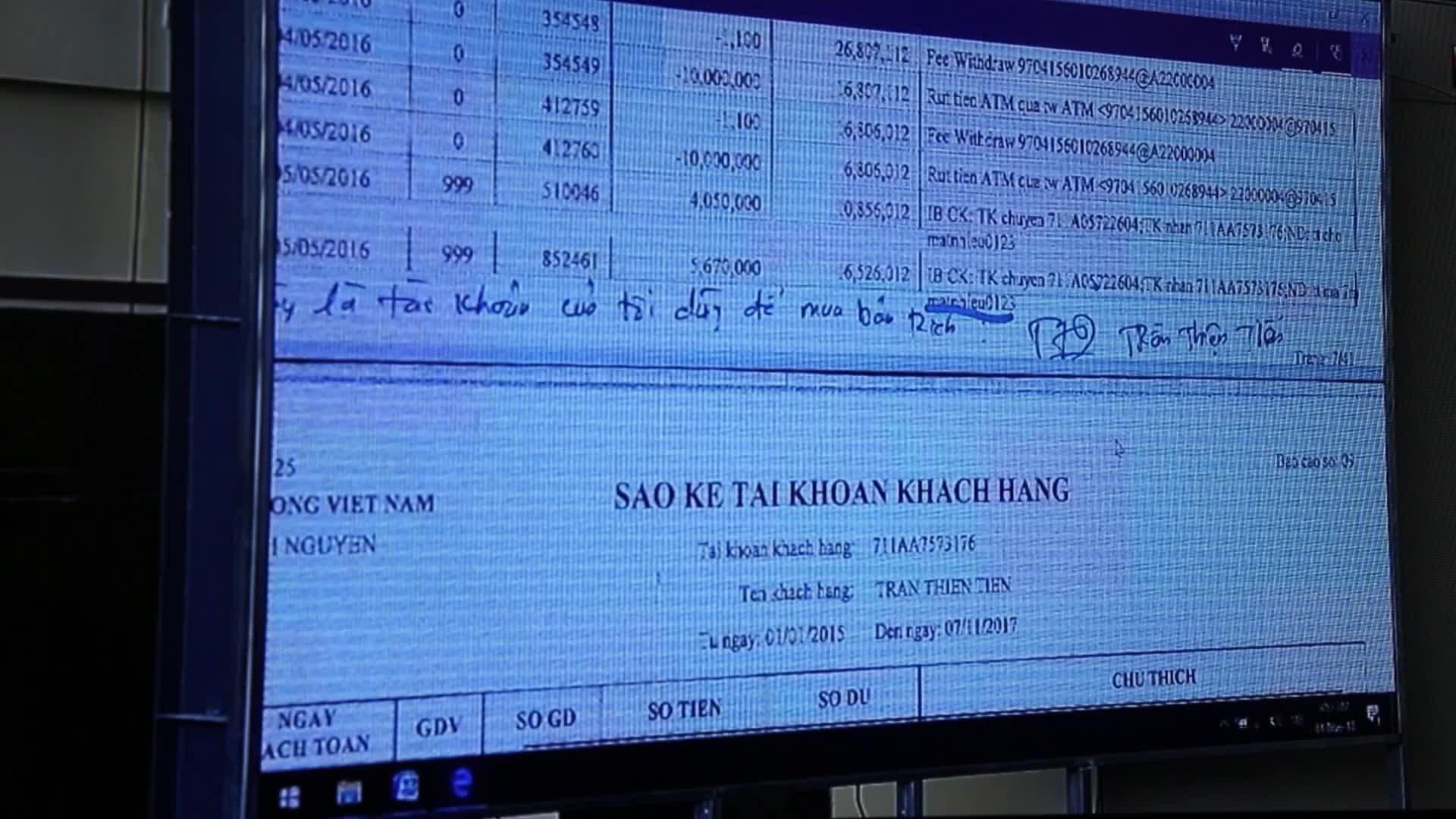 Tranh luận nảy lửa giữa vks và bị cáo Trần Việt Tiến