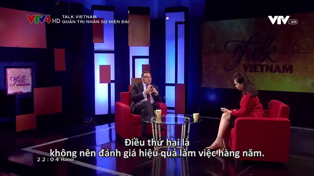 Talk Vietnam: Modern human resource management