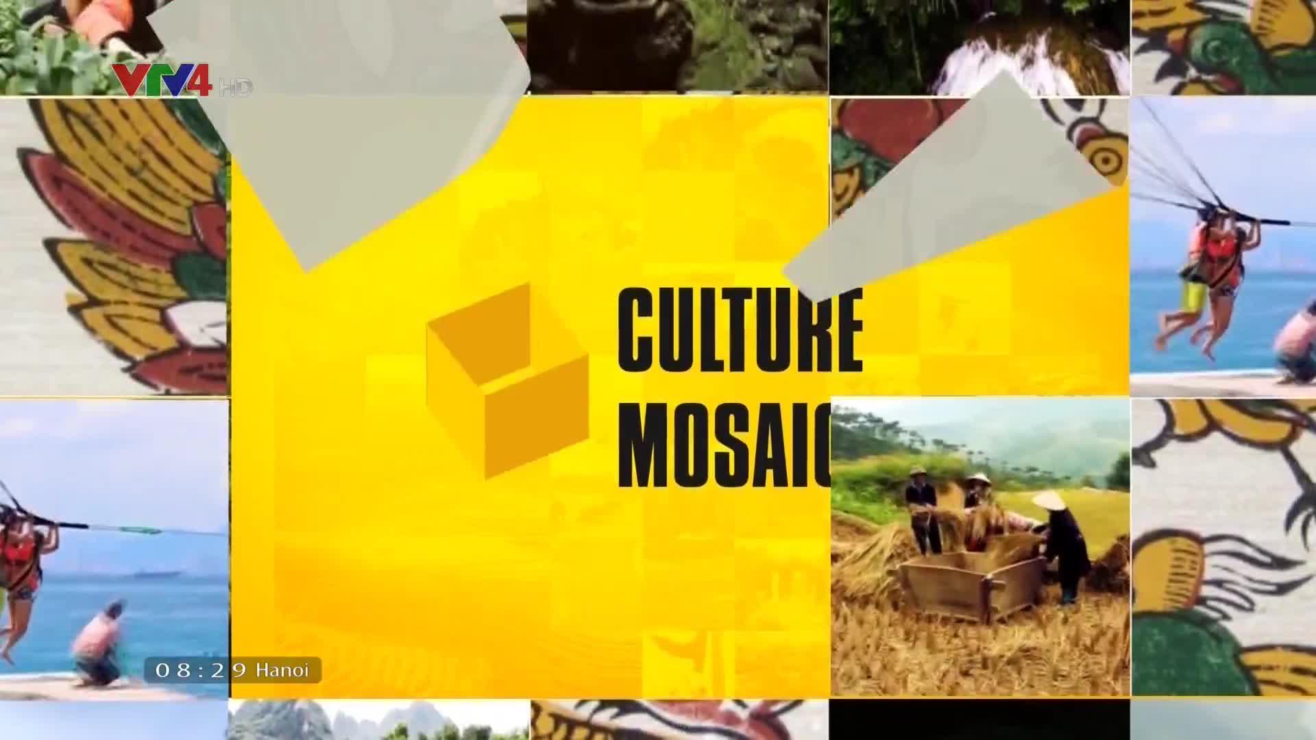 Culture Mosaic - 6/15/2019