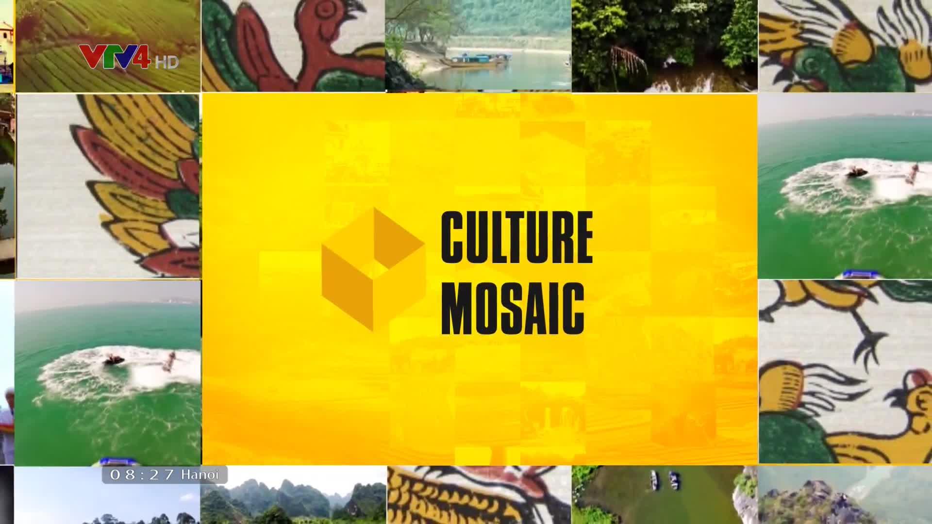 Culture Mosaic - 8/31/2019