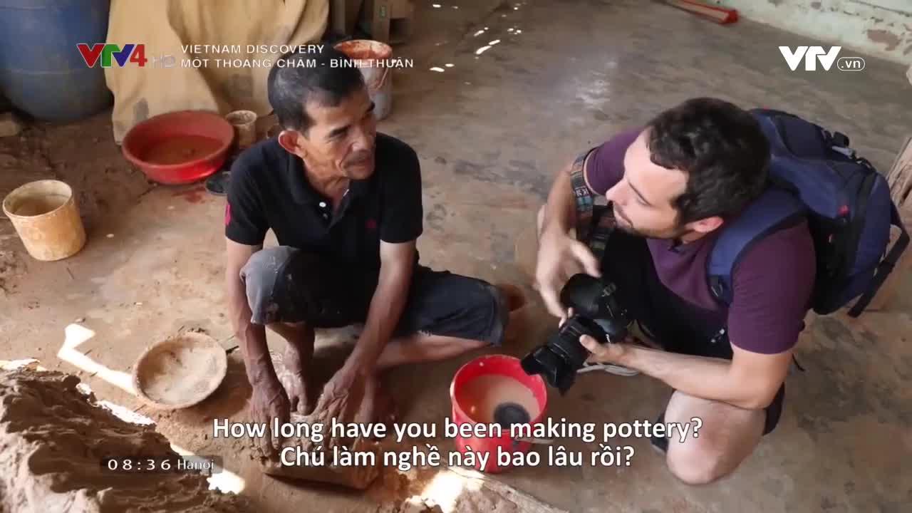 Vietnam Discovery: A moment ò Cham - Binh Thuan