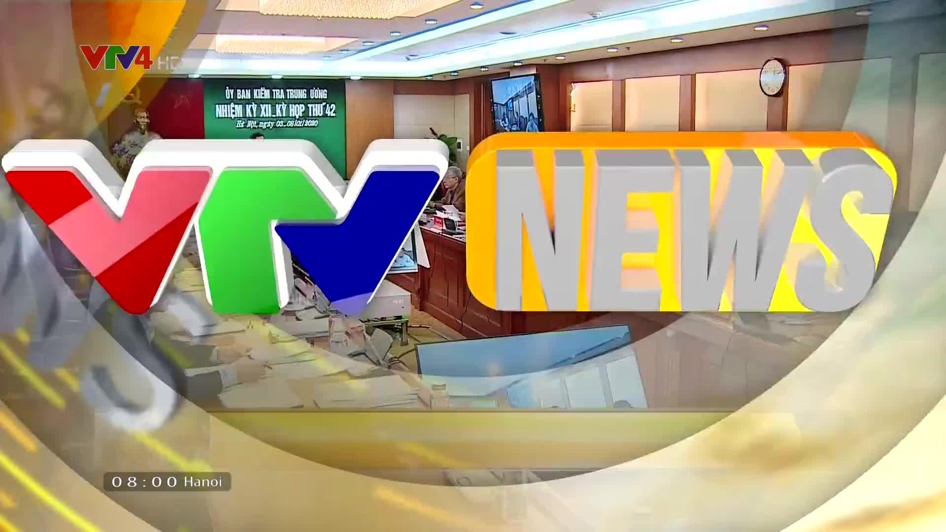 News 8 AM - 01/10/2020