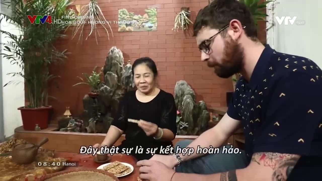 Fine Cuisine: Pomelo Flower - The Secret Scent