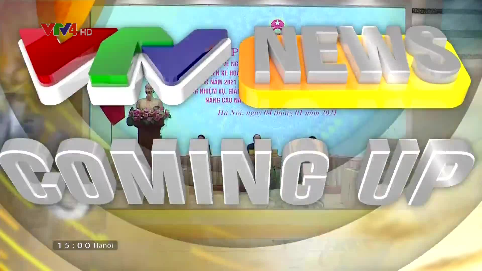 News 3 PM - 01/04/2021