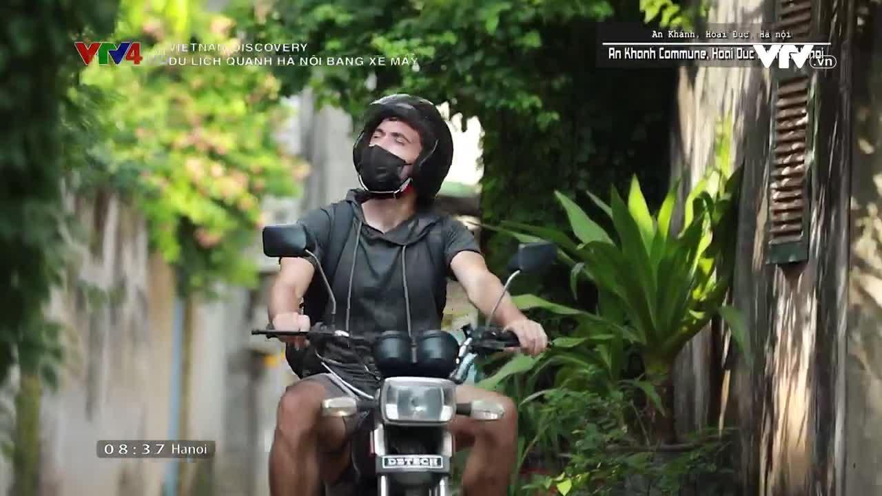 Vietnam Discovery: Traveling around Hanoi by motorbike