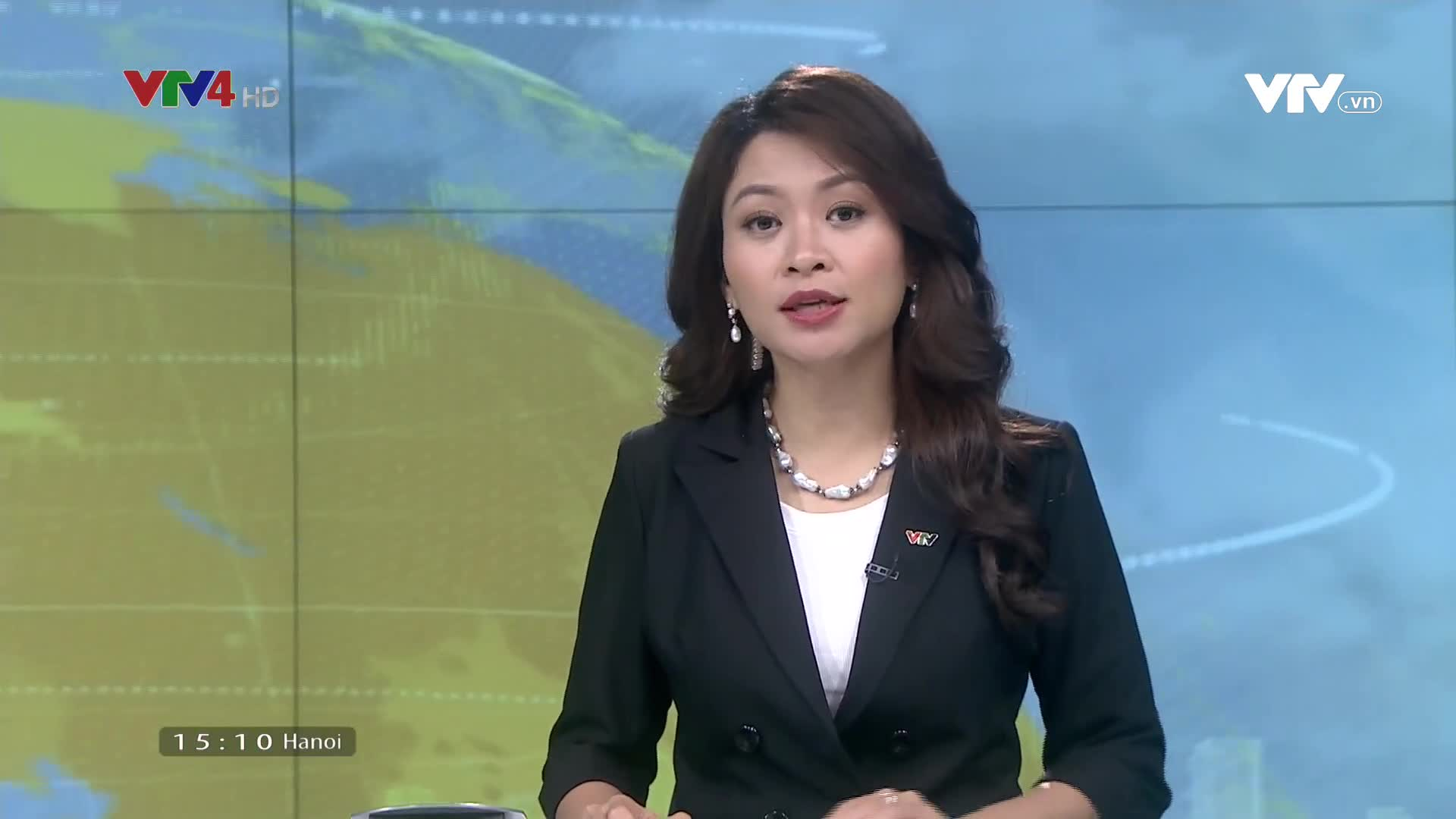News 3 PM - 4/08/2021