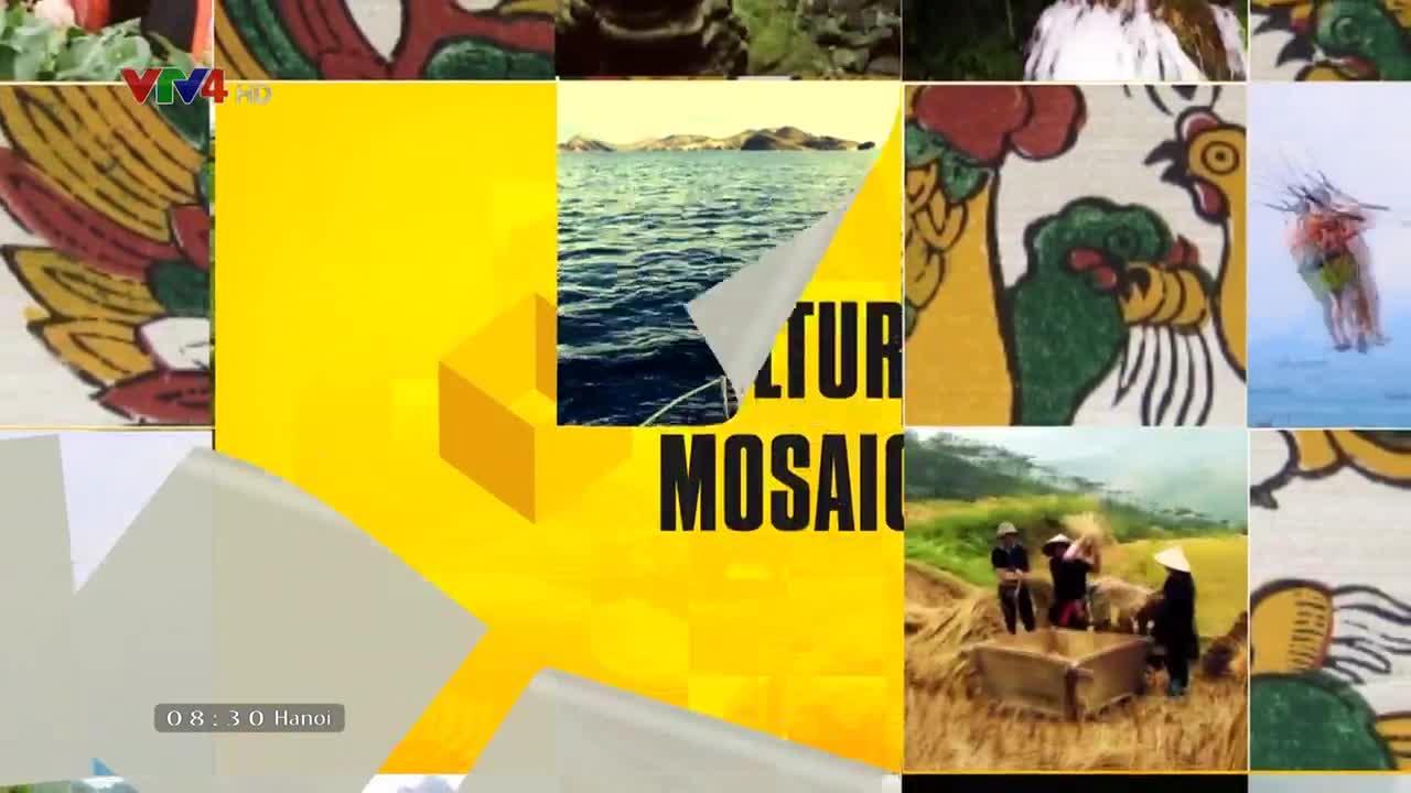 Culture Mosaic - 8/14/2021