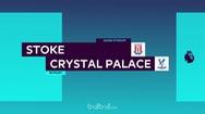 Tổng hợp trận Stoke City 1-2 Crystal Palace vòng 37 Ngoại Hạng Anh