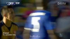 Top 5 bàn thắng đẹp của Alexis Sanchez lượt đi mùa giải 2017-2018