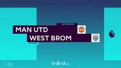 Tổng hợp trận Man Utd 0-1 West Brom vòng 34 Ngoại hạng Anh