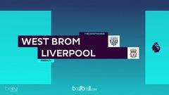 Tổng hợp trận West Bromwich Albion 2-2 Liverpool vòng 35 Ngoại Hạng Anh