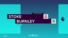Tổng hợp trận Stoke City 1-1 Burnley vòng 35 Ngoại Hạng Anh