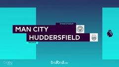 Tổng hợp trận Manchester City 0-0 Huddersfield vòng 37 Ngoại hạng Anh