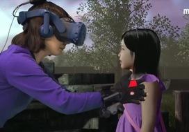 Người mẹ Hàn Quốc gặp lại con gái đã mất nhờ thực tế ảo
