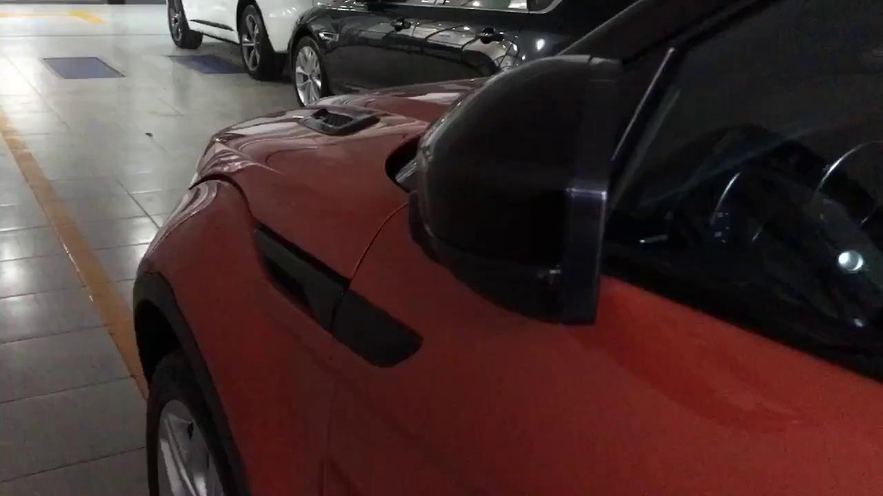 Xem Range Rover Evoque mui trần mới về Việt Nam đóng và mở mui
