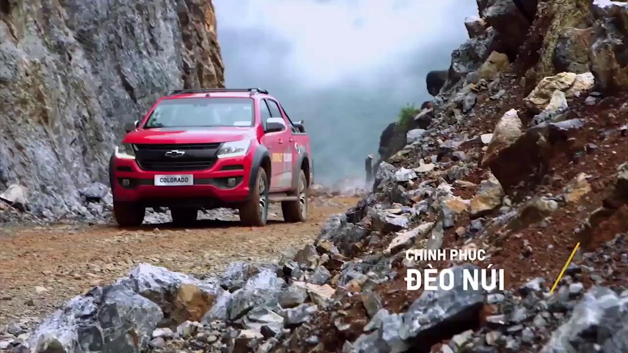Chevrolet chia sẻ kinh nghiệm off-road: Kĩ năng chinh phục đèo núi (P2)