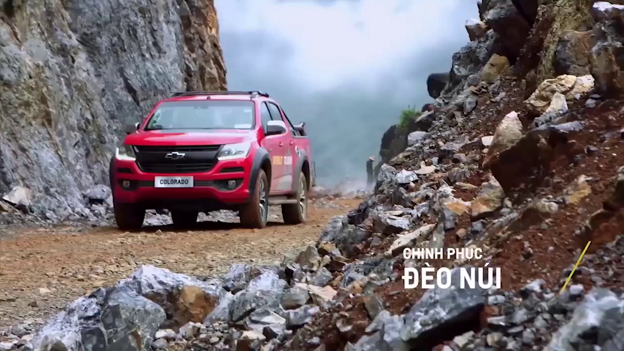 Chevrolet chia sẻ kinh nghiệm off-road (P3)