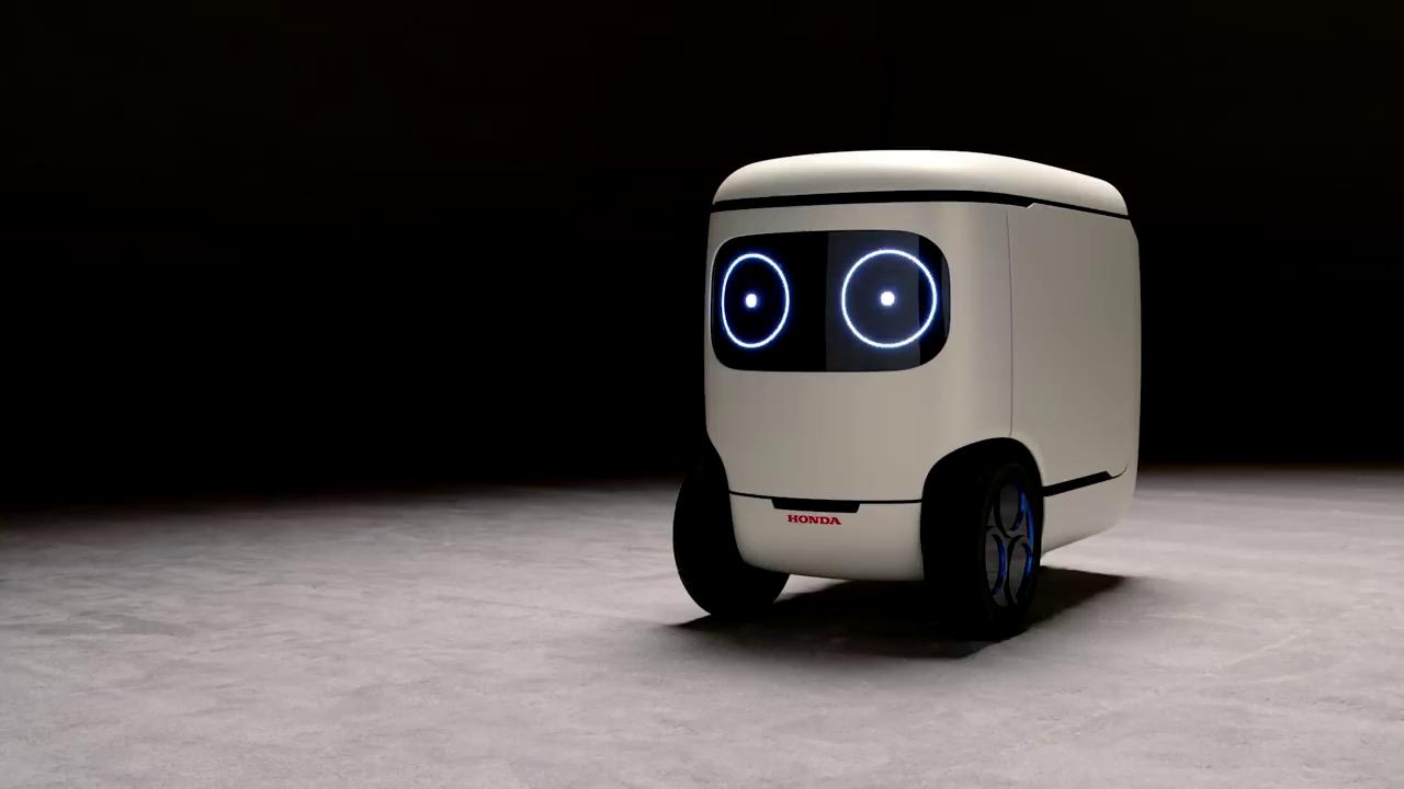 Khám phá bộ sưu tập robot của Honda tại CES 2018 - ảnh 6