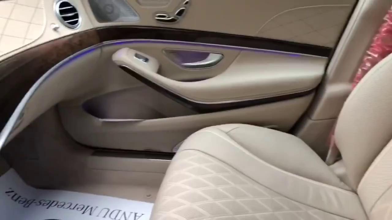 Start-up sinh năm 1996 trải nghiệm xe sang Mercedes-Benz S400 Maybach