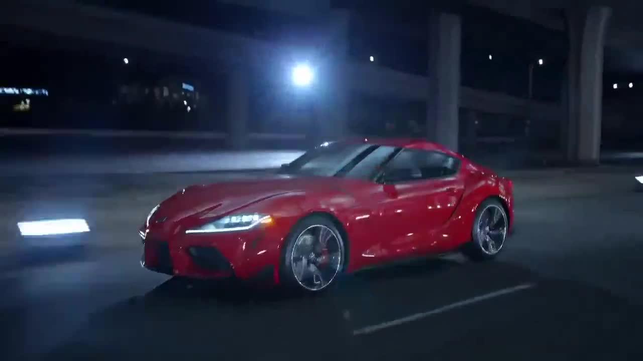 Trailer chính thức của Toyota Supra 2020 rò rỉ trước ngày ra mắt