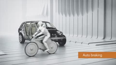 Volvo City Safety - Hệ thống an toàn khó bỏ qua của Volvo