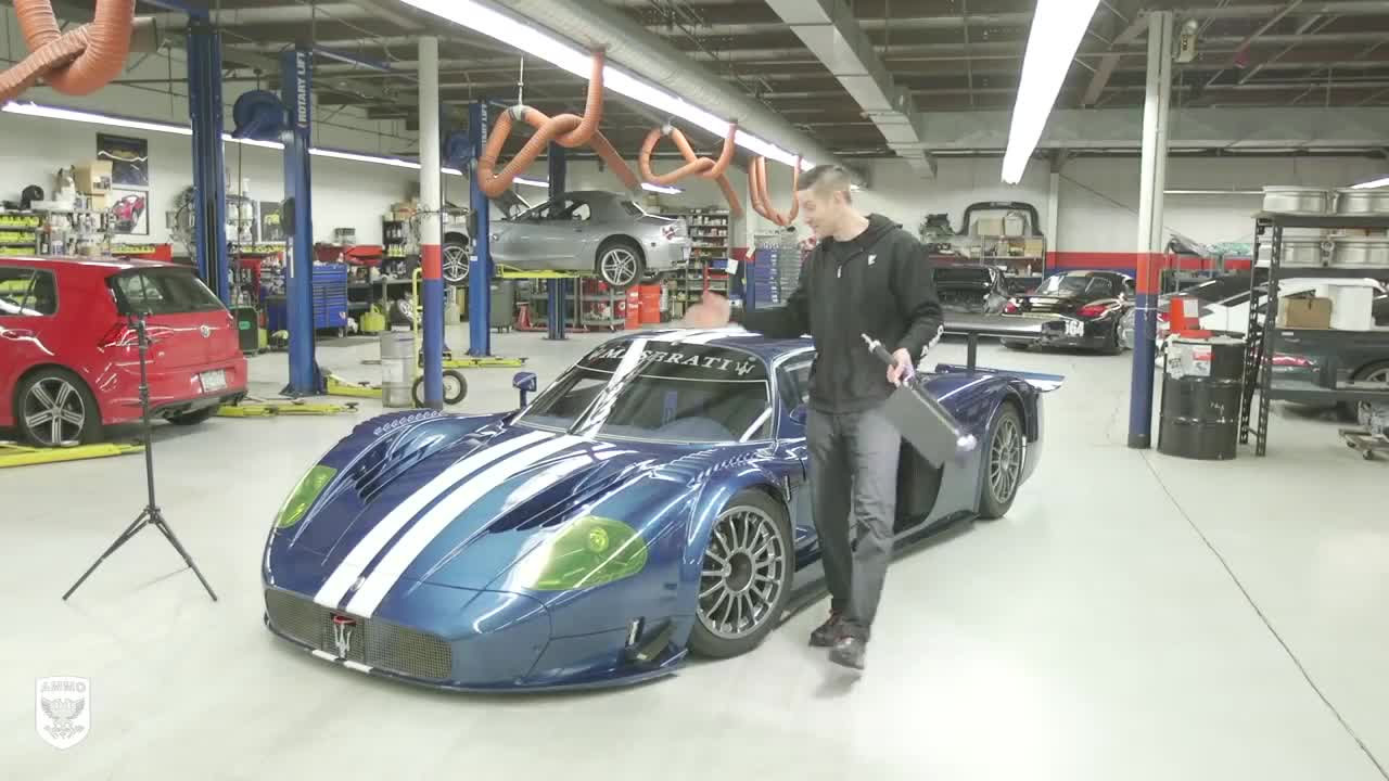 Chụp ảnh siêu xe 2,75 triệu USD trong 5 bước, xem xong bạn cũng có thể làm được