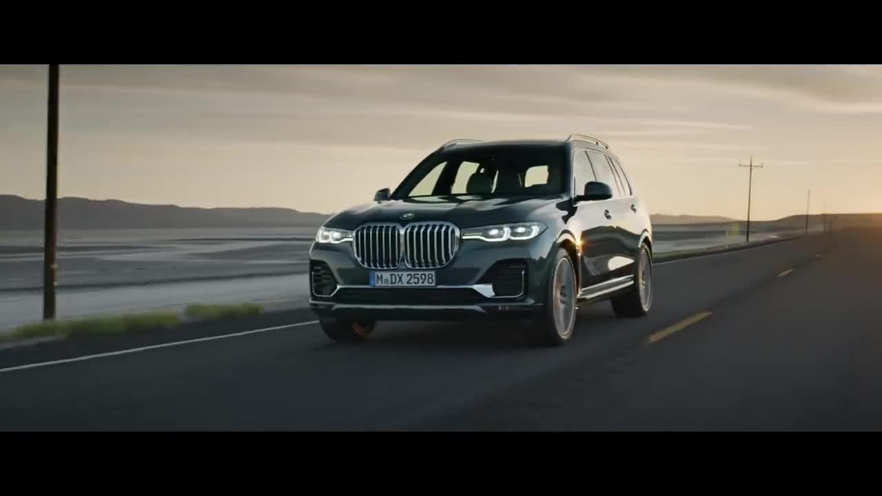 Chiêm ngưỡng SUV chủ lực BMW X7 sắp về Việt Nam