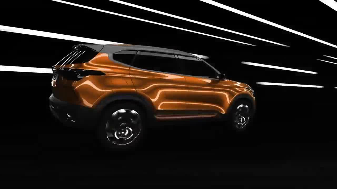 Kia SP Concept - Bản xem trước của SUV nhỏ nhất của Kia sắp ra mắt